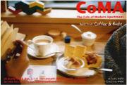 岡山の北欧カフェ・CoMA