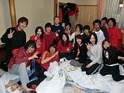 20代総合スキー合宿赤班