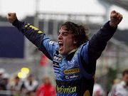 F1 next is.... Alonso