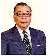 台湾総統蒋経国
