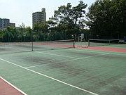 名大職員テニス