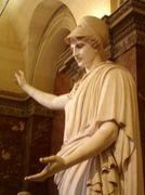 知恵、工芸と戦いの女神アテナ様