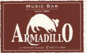 Live Bar Armadillo アルマジロ