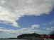 江ノ島の空