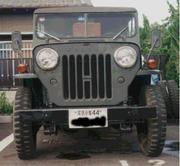 old jeep ccv 全輪駆動