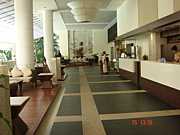 ホテルで働く人間 inバンコク