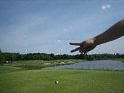月に一回金曜日にゴルフに行く会