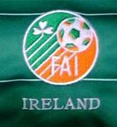 サッカー  アイルランド代表