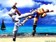 Virtua Fighter Friends