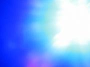 LEDの光