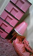 ピンクのお部屋