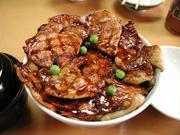 帯広(十勝)の豚丼