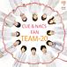 【CUE】 FAN TEAM-20 【NACS】