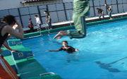 長野高専 水泳部