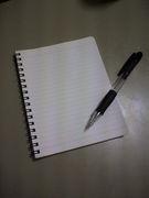 ホワイトボードと水性ペン
