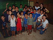 シェムリアップの孤児院