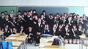 2010年卒羽村高校三年四組