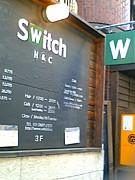 switch hair and cafe