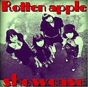 Rotten apple showcase