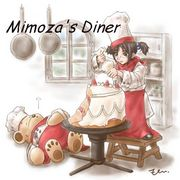 Mimoza's Diner!
