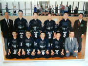 鹿沼高校剣道部