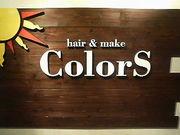 hair & make  ColorS