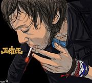 xavier de rosney  † justice