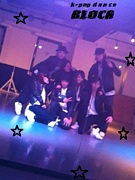 BLOCK  k-popdance