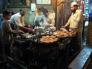インド亜大陸の料理と食