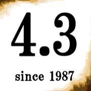 ♪1987年4月3日生まれ♪