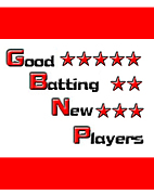GBNP★Good Batting New Players