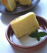 シフォンケーキすき