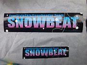 SNOWBEAT♪