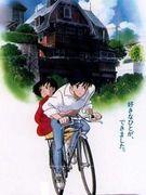 バイクの2人乗りが好き♪