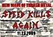 SPEED KILLS AGAIN