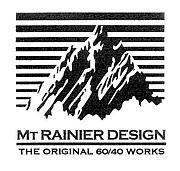 MT RAINIER DESIGN