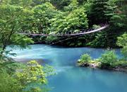 奥大井 寸又峡温泉が好き。