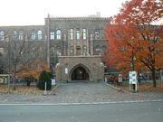 北海道大学理学部化学科