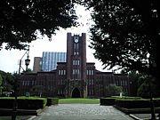 東大理学部物理学科2011年度進学