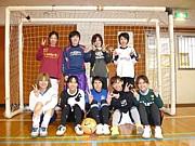 女子フットサルチームTORNADO