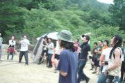 福島 無料野外ライブ07!