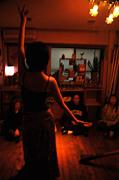 舞い踊り手 SAORI