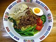 伊豆高原の担々麺「唐辛子」