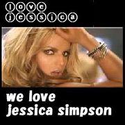love jessica simpson