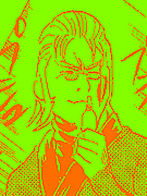 岡田似蔵にお鼻スッキリを…