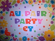 Au Pair Party -CT