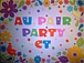 Au Pair Party -CT