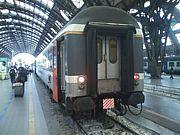 欧州国際列車Eurocity/Euronight