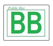 Public−Bar 『BB』