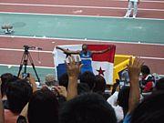 日本大学明誠高等学校陸上競技部
